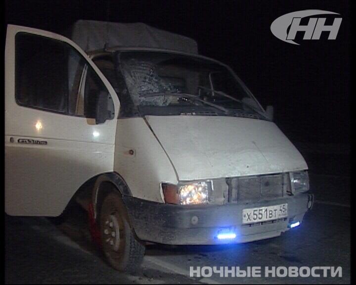 На Московском тракте «Газель» насмерть сбила пешехода