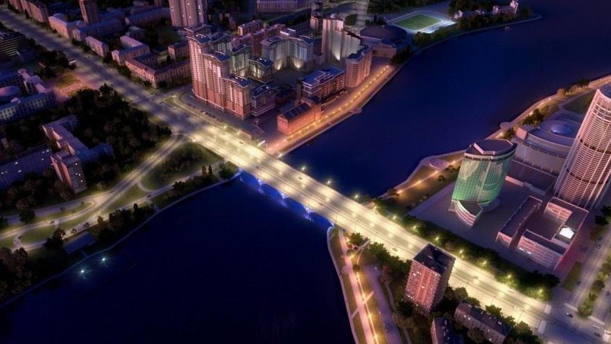 Администрация Екатеринбурга объявила конкурс на реконструкцию Макаровского моста