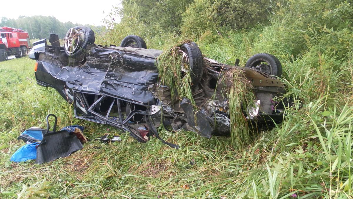 В аварии на свердловской трассе погиб 5-летний ребенок
