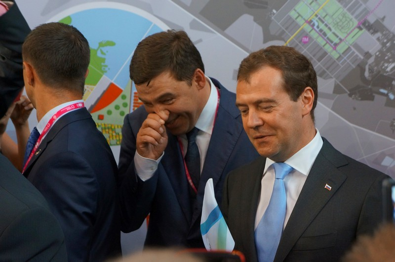 Заброшенную телевышку в Екатеринбурге отдадут губернатору