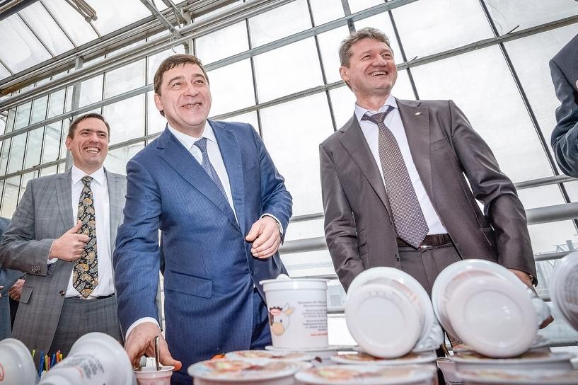 «Не пармезан, конечно»: Козицын пообещал губернатору наладить производство сыров