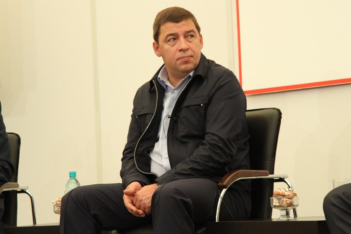 Евгений Куйвашев: сокращения на свердловских предприятиях не связаны с кризисом