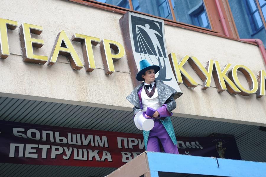 Екатеринбургские актеры спасут молодежь от самоубийств, показав пьесу абсурда