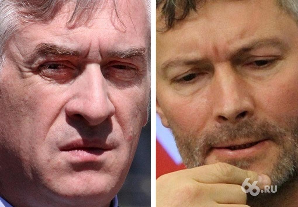Ройзман vs Силин: «Красный уголок» и «Хрустальная башня»