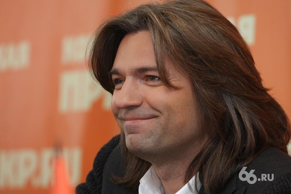 Дмитрию Маликову доверили провожать детей в постель