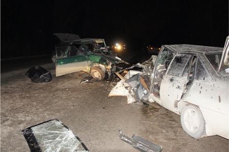 Один человек погиб, четверо пострадали в аварии возле Нижнего Тагила