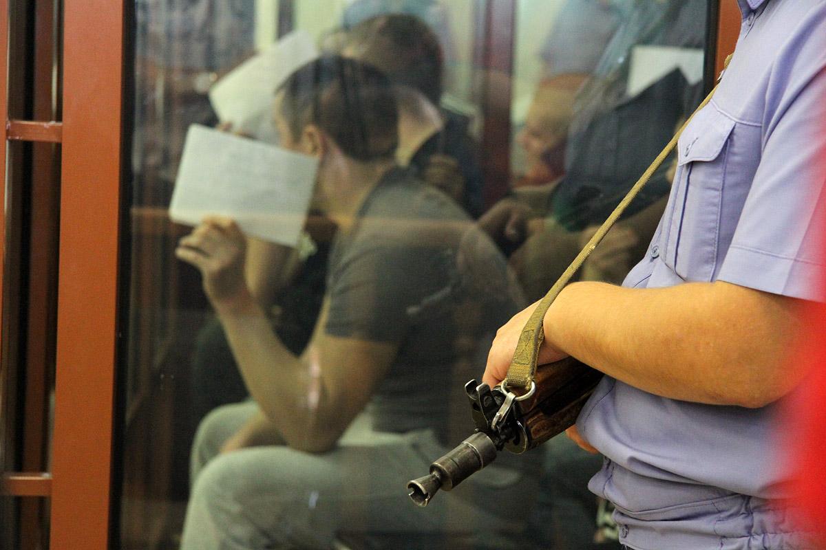 Дело о нападении на Сагру: суд допросил тайных свидетелей