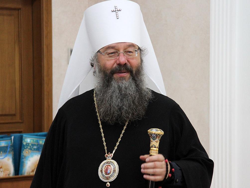 Владыка Кирилл: Враждой, упреками, ненавистью не решить кризис на Украине