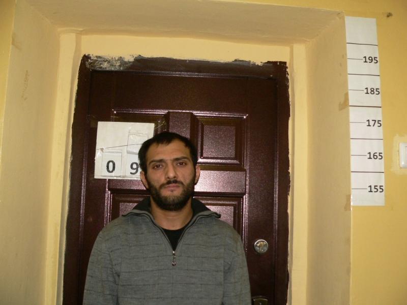 Полицейские задержали подозреваемого в нападении на дальнобойщика
