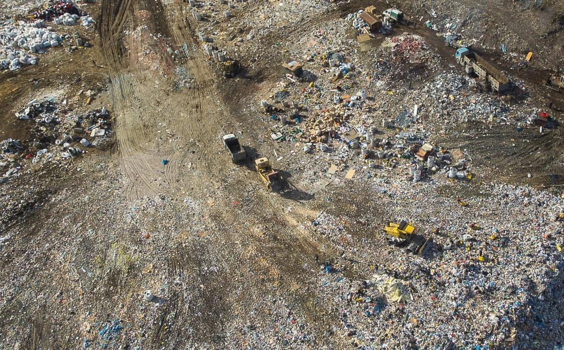 Трэш-монстр вырос: Широкореченская свалка сожрет еще несколько гектаров земли
