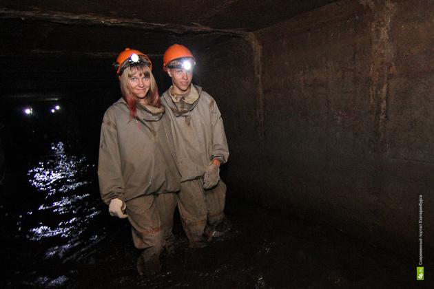 Подземелья Екатеринбурга: почувствуй себя диггером