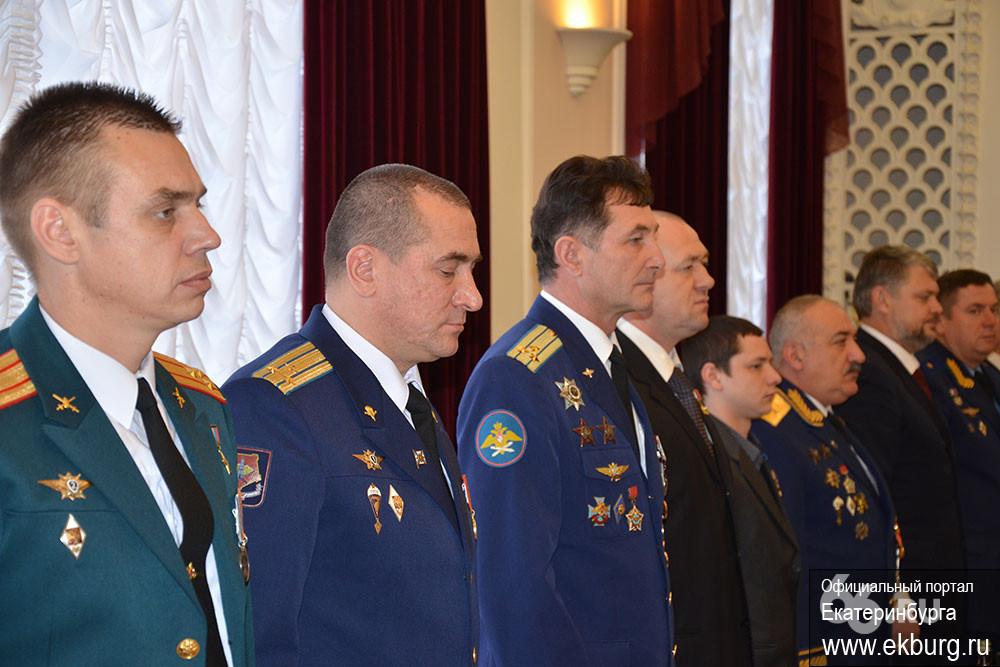 Герои России побывали в гостях у Якоба и Порунова