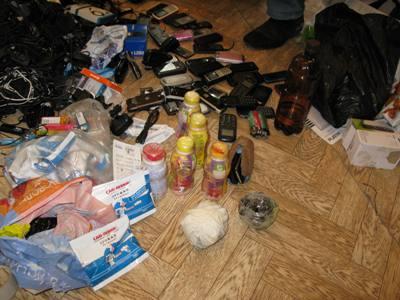 Сотрудники свердловского ГУФСИН задержали крупного контрабандиста
