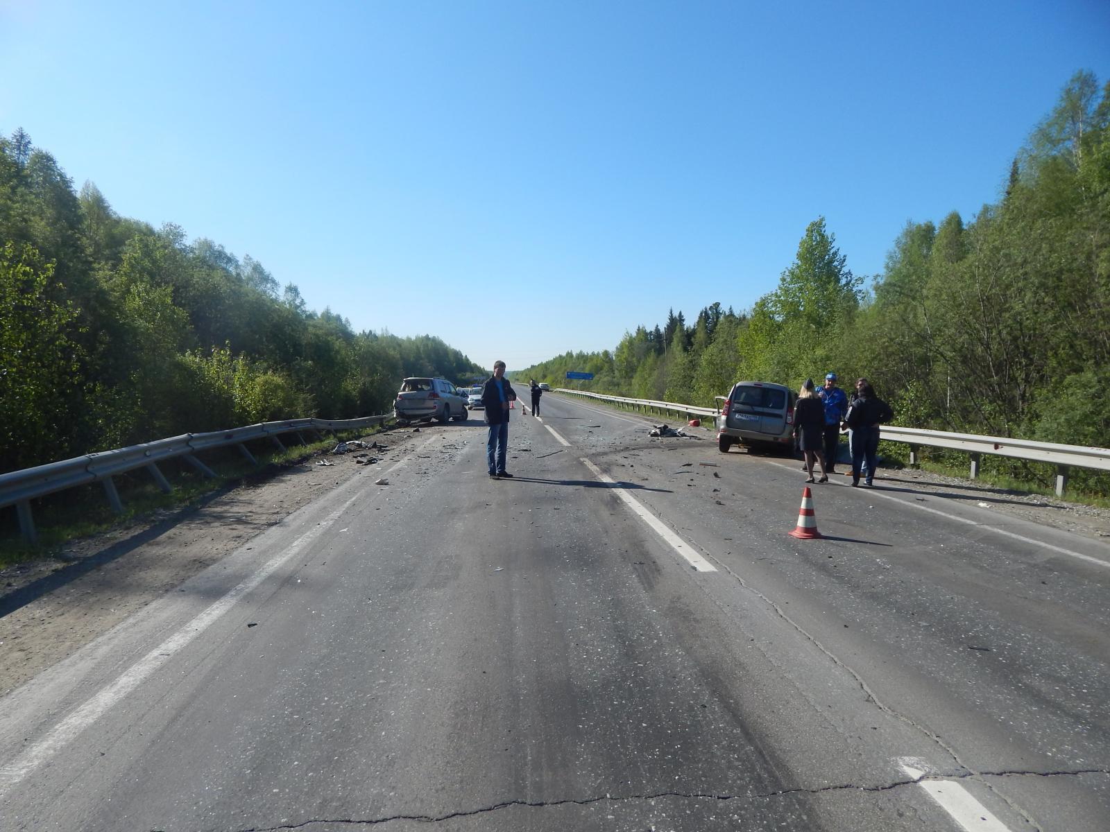 За выходные на свердловских дорогах произошло 19 ДТП
