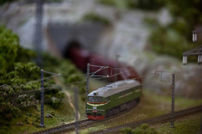 В Екатеринбурге собирают деньги на музей игрушечной железной дороги