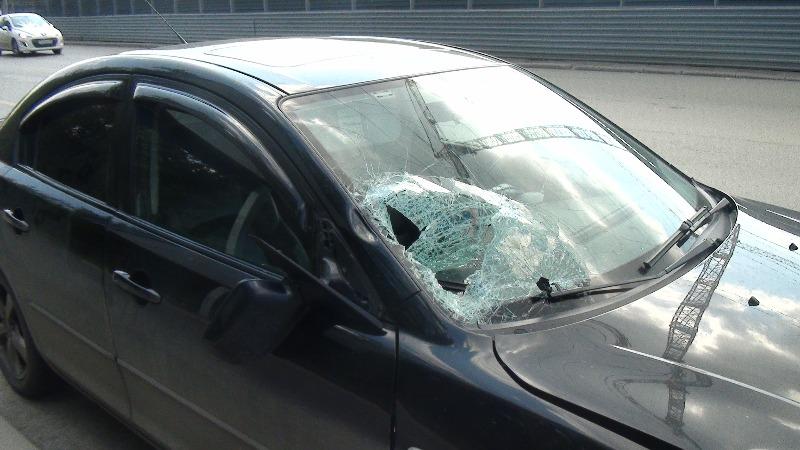 После ДТП на Большакова пешеход впал в кому