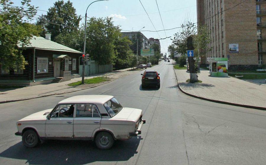 Два перекрестка на Чапаева отремонтируют за одну ночь