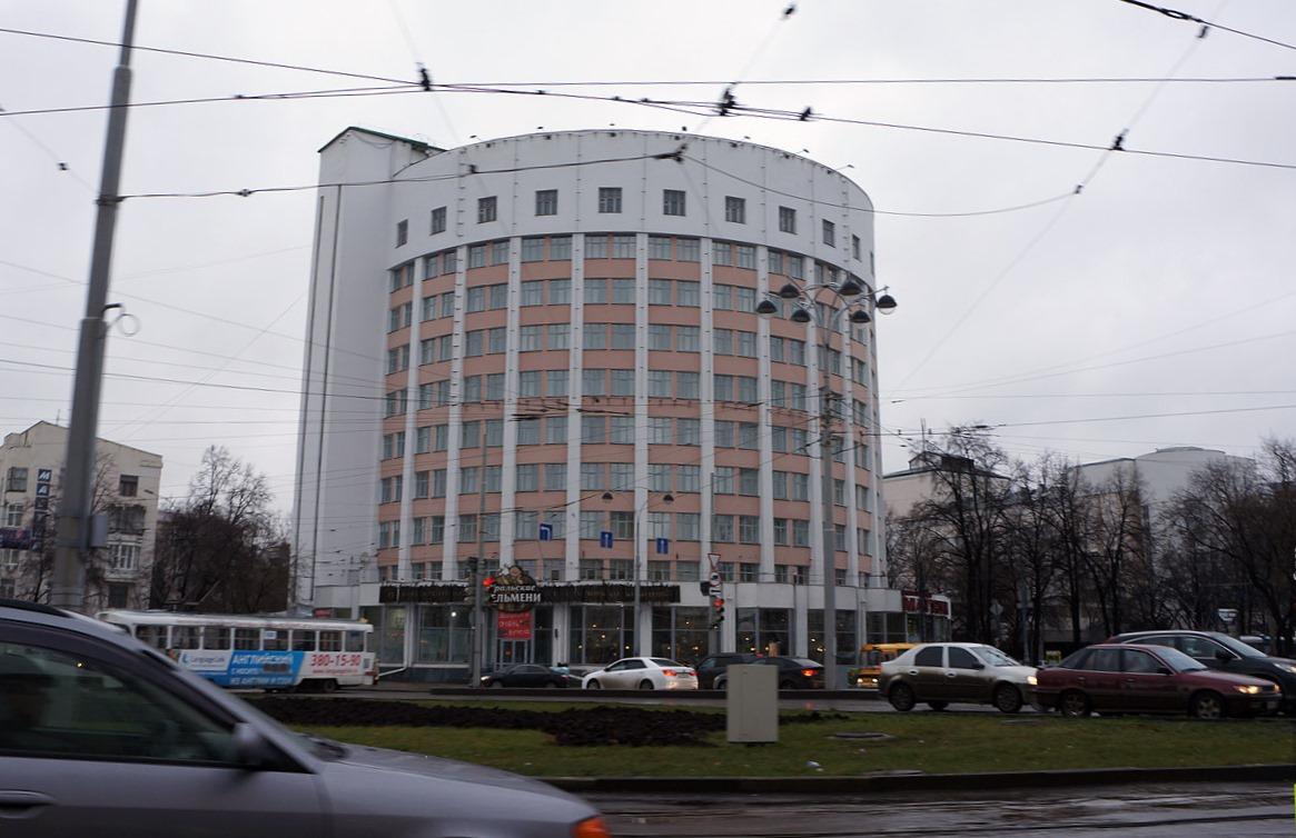 МУГИСО возьмется за спасение зданий в стиле конструктивизма
