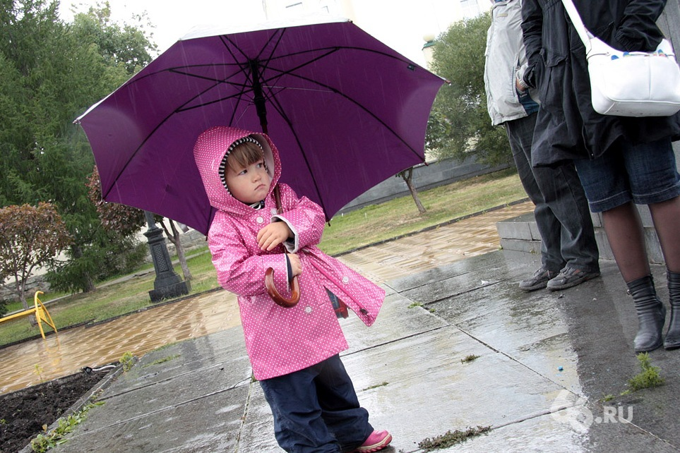 Дожди со снегом зарядили в Екатеринбурге на всю неделю