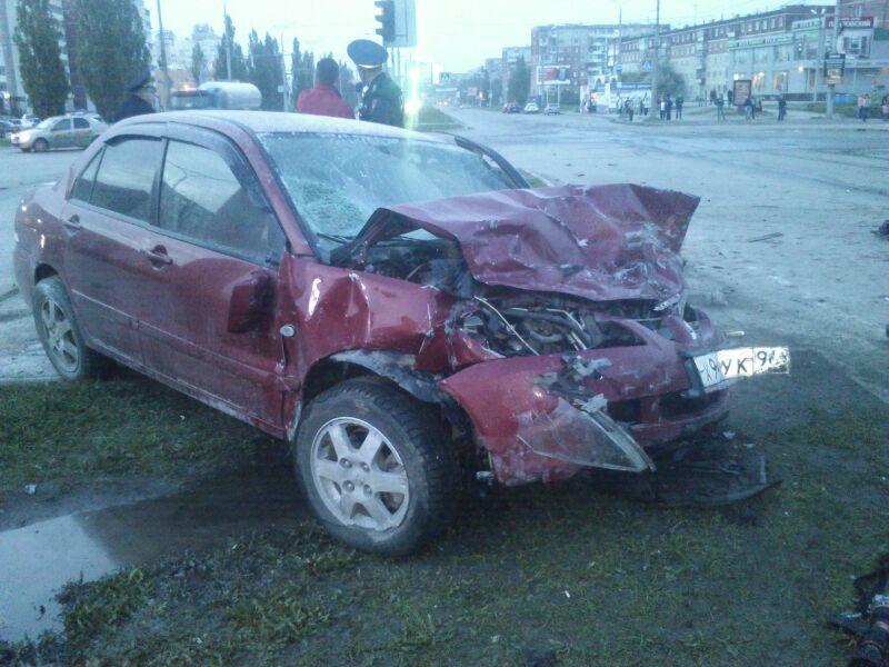В Каменске-Уральском в ДТП погибли два человека