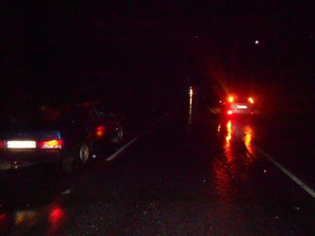 В лобовом ДТП под Заречным погиб водитель Mitsubishi