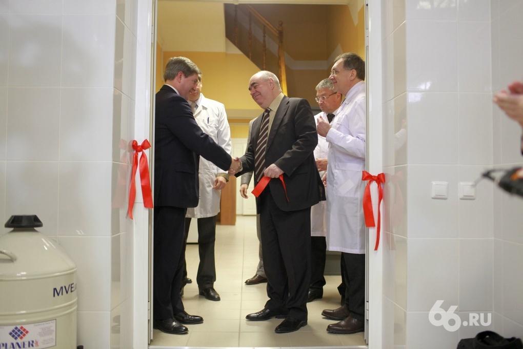 На оборудование для лаборатории клеточных культур потратили 40 млн рублей