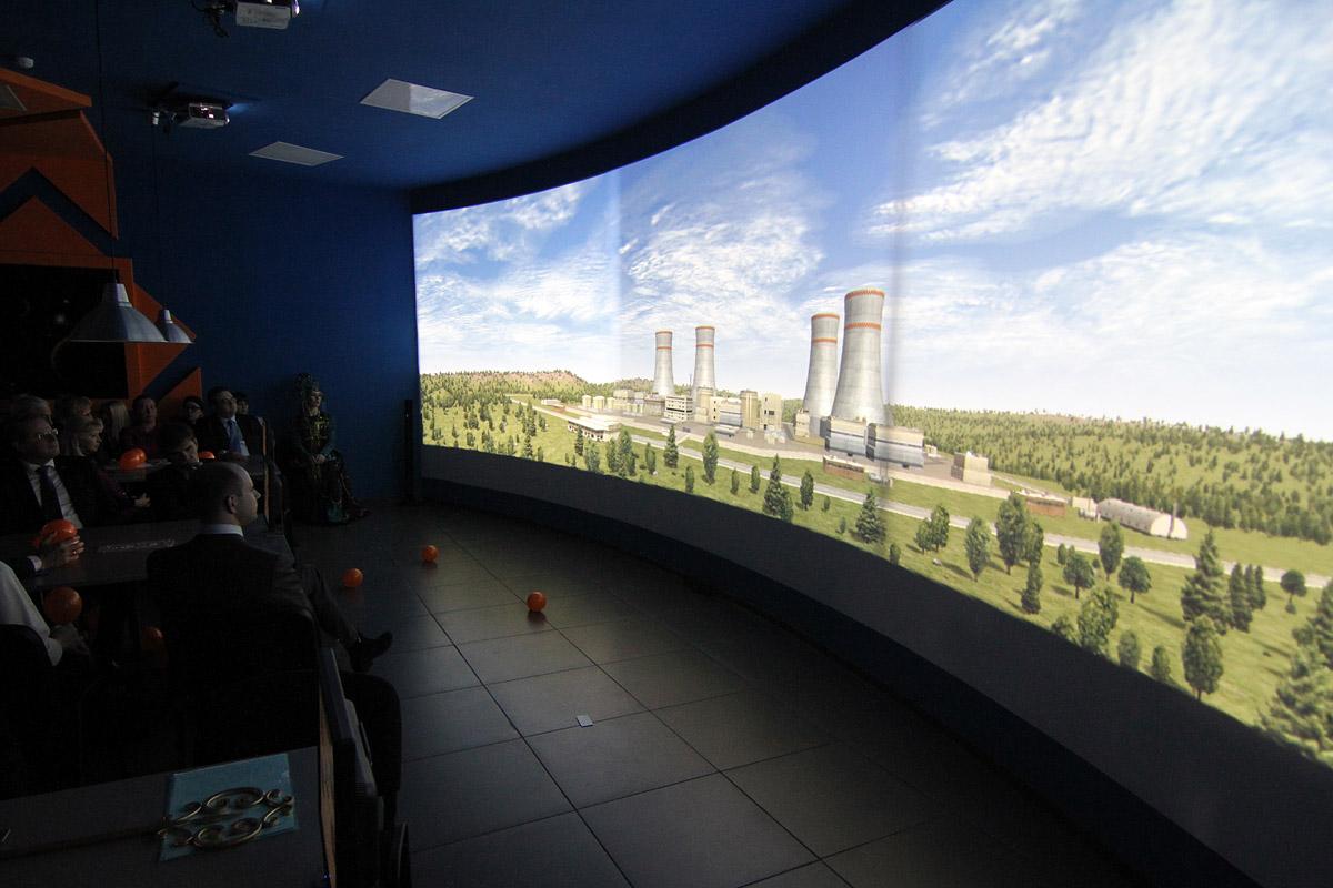 В Екатеринбурге открылся информационный центр по атомной энергии