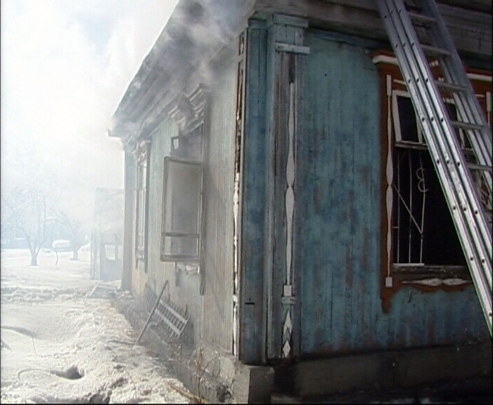 Из горящего центра реабилитации на Уралмаше спаслись 25 пациентов