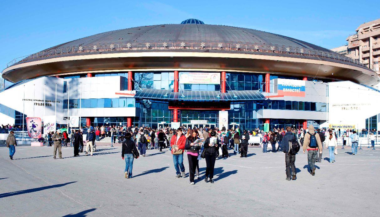 Лучшие волейболисты России поборются в Екатеринбурге за золото Суперлиги