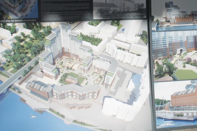 УГМК показала Якобу, что будет на месте Мукомольного завода