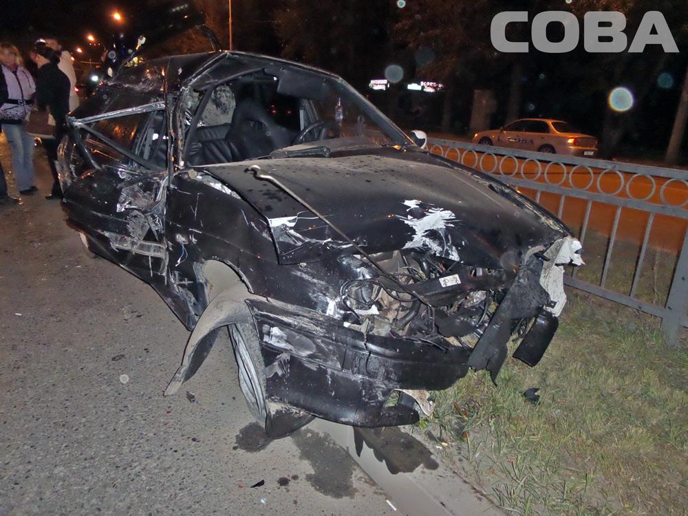 Пьяный водитель устроил тройное ДТП напротив «Лимпопо»
