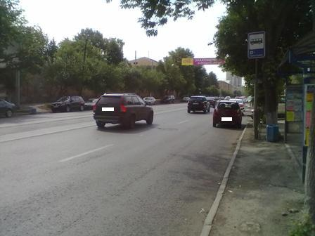 В Екатеринбурге в автобусе пассажирка упала и сломала ребра