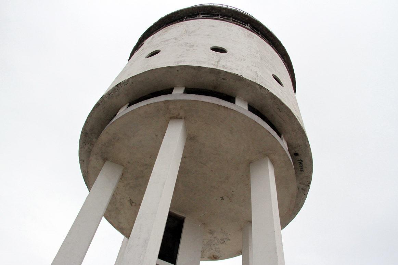 Минкульт РФ дал денег на спасение «Белой башни» в Екатеринбурге