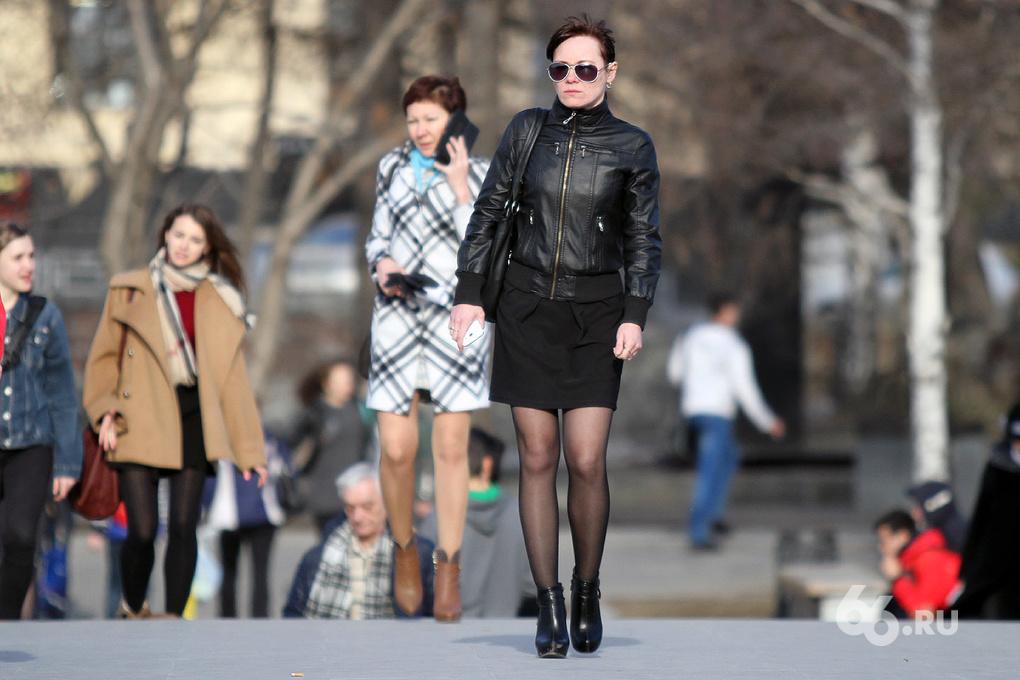 В выходные в Екатеринбурге будет солнечно