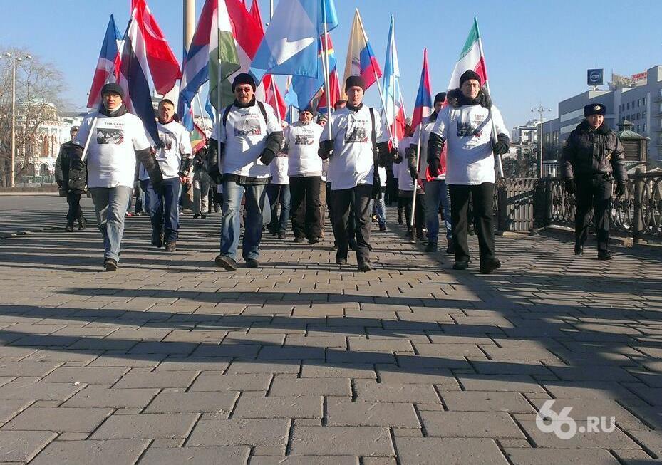 Антикризисный бум: мэрия получила восемь заявок на проведение митингов 1 марта