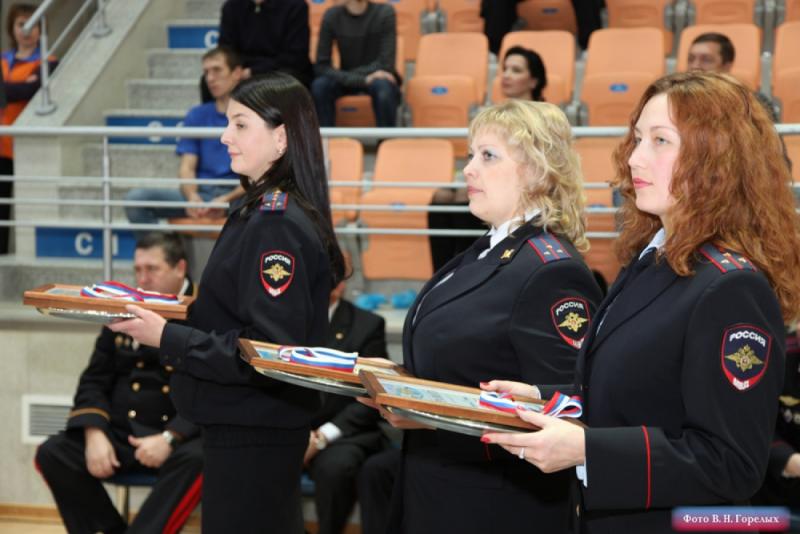 Команда свердловского МВД стала четвертой на чемпионате по рукопашному бою