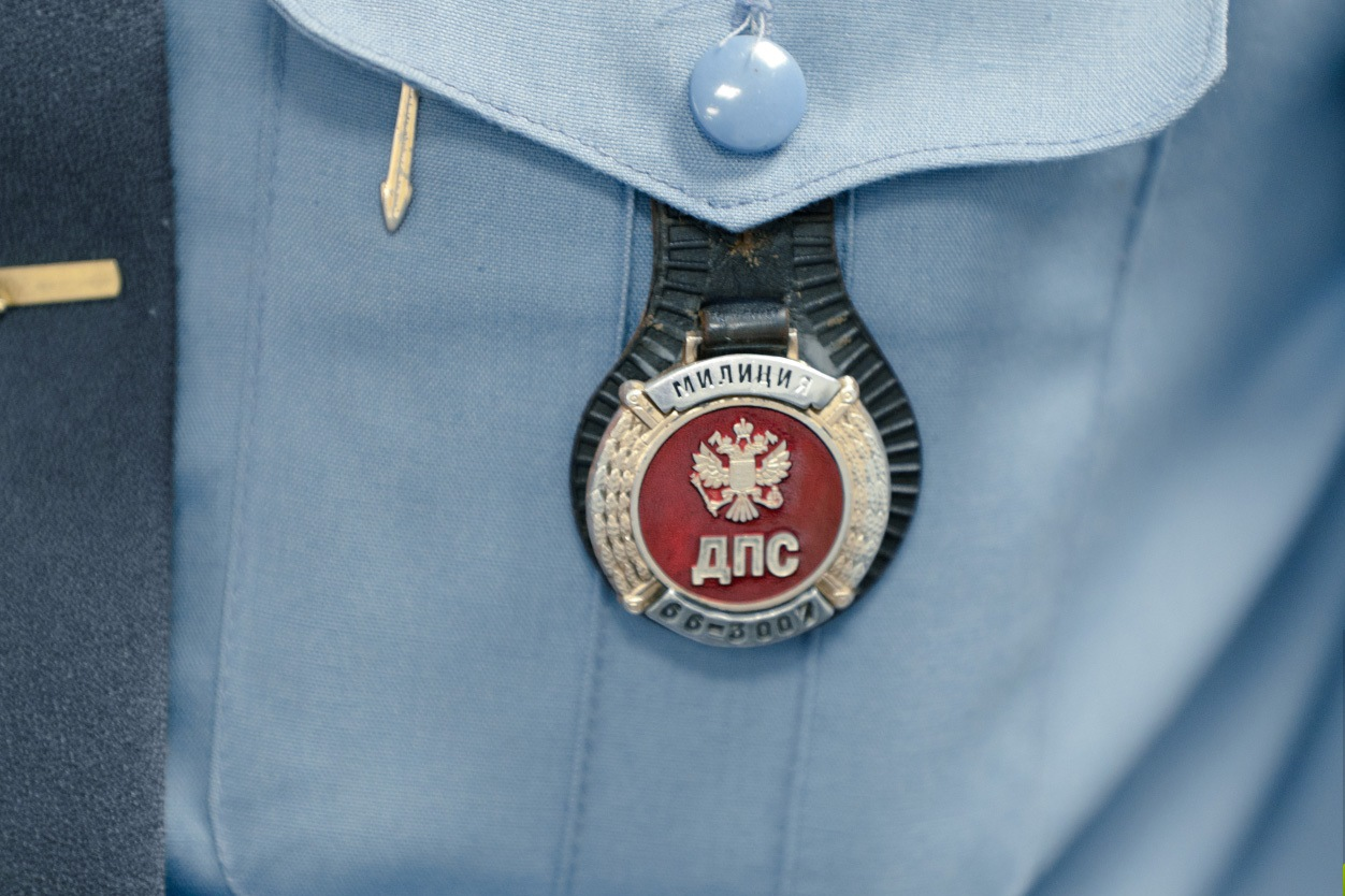 На Пермском тракте фитнес-инструктор избил сотрудника ГИБДД