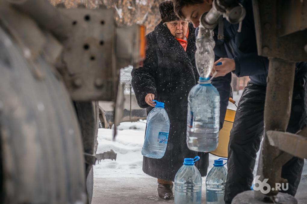 Фоторепортаж 66.ru: 20-й день в обезвоженном Сухом Логу