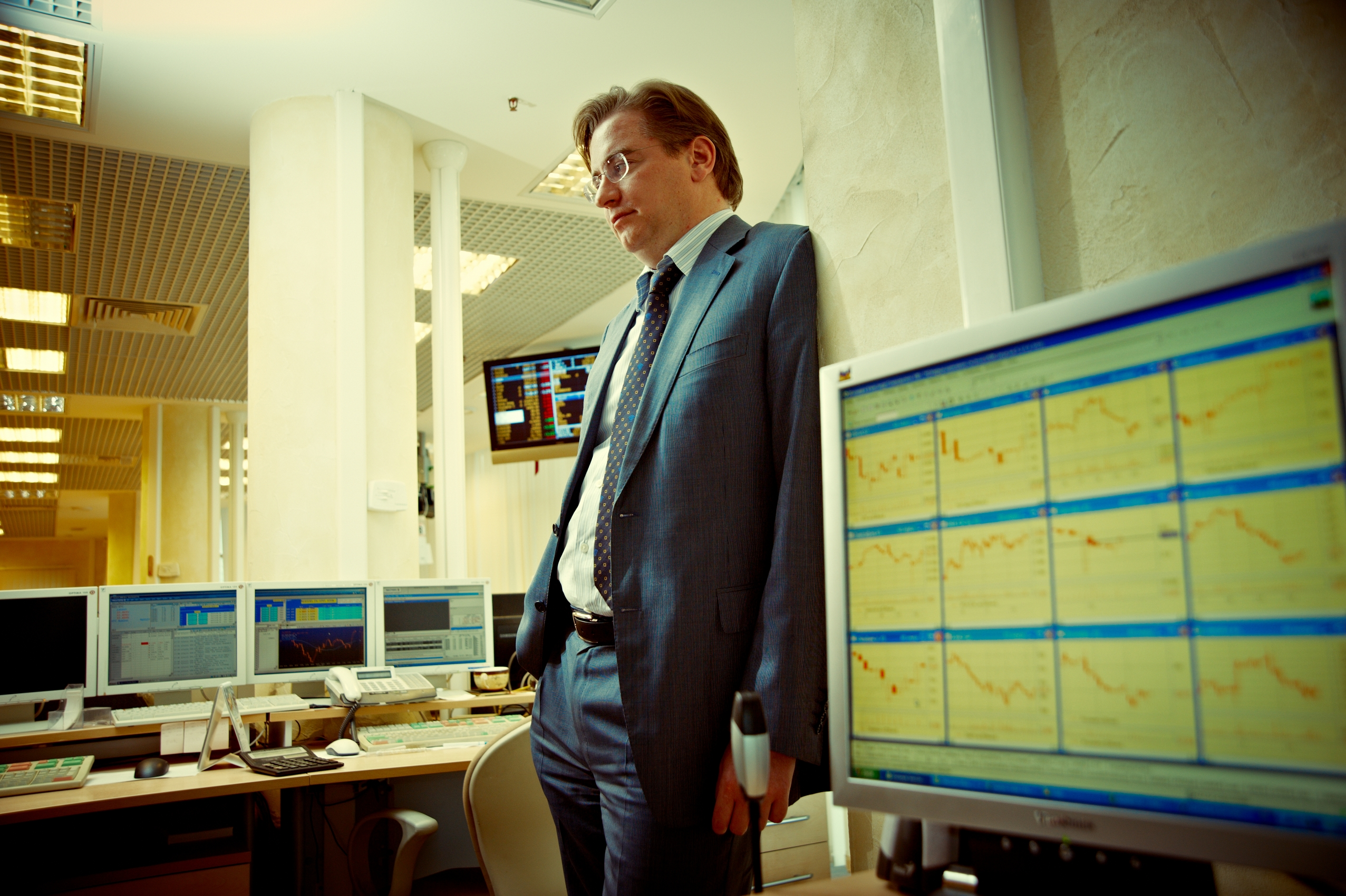 В Екатеринбурге брокеры обсудят, как привлечь частных инвесторов
