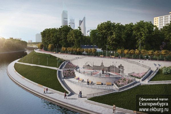 Мэрия ждет замечаний: обсуждение новой набережной Городского пруда доступно онлайн