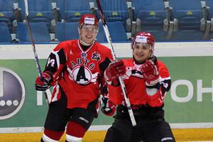 Хоккеисты «Авто» начали подготовку к сезону в Курганово