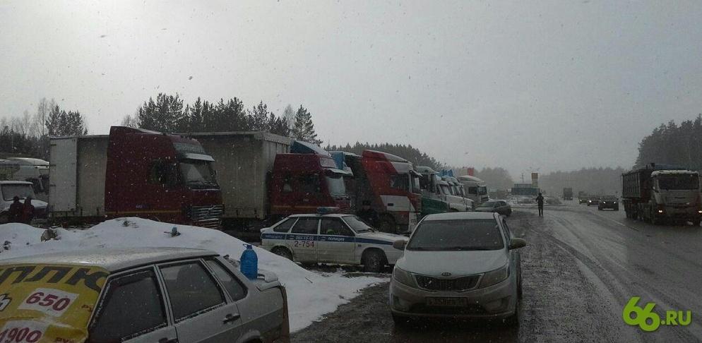 Протесты дальнобойщиков не помогли: Дмитрий Медведев поднял тариф «Платона»