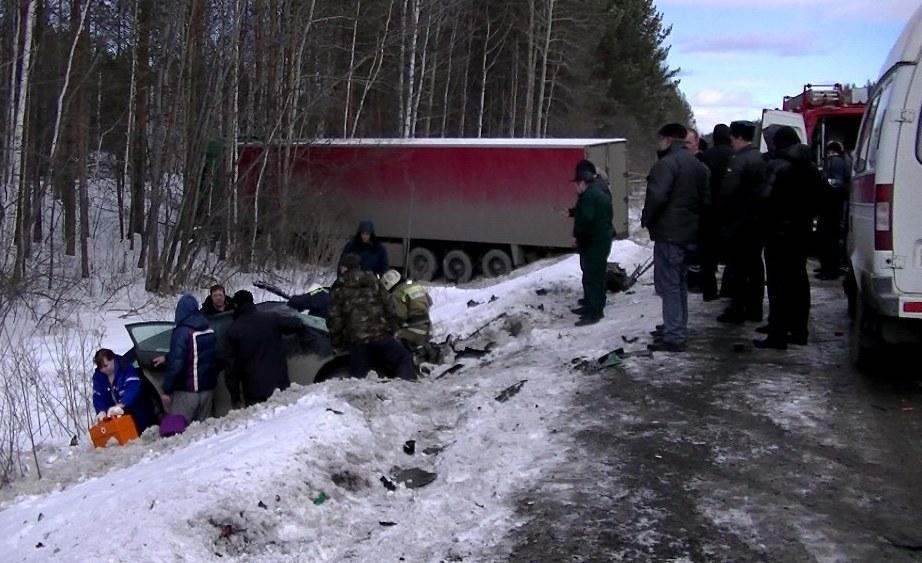 На Полевском тракте в ДТП погиб семилетний ребенок