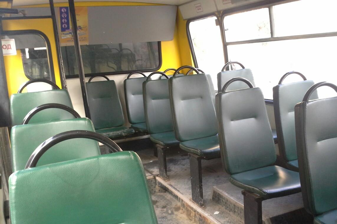 Автобусы маршрута 022 работают в Екатеринбурге нелегально
