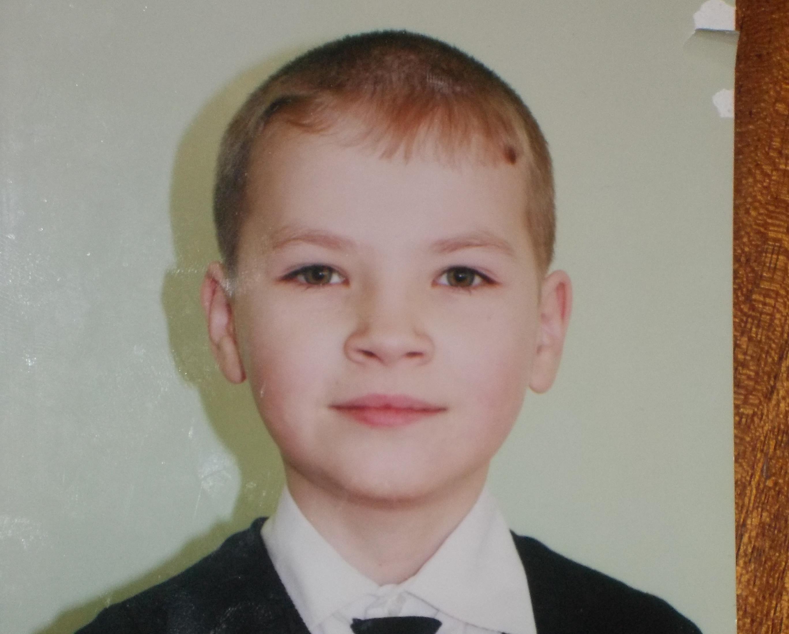Розыск: в Екатеринбурге пропал 11-летний школьник