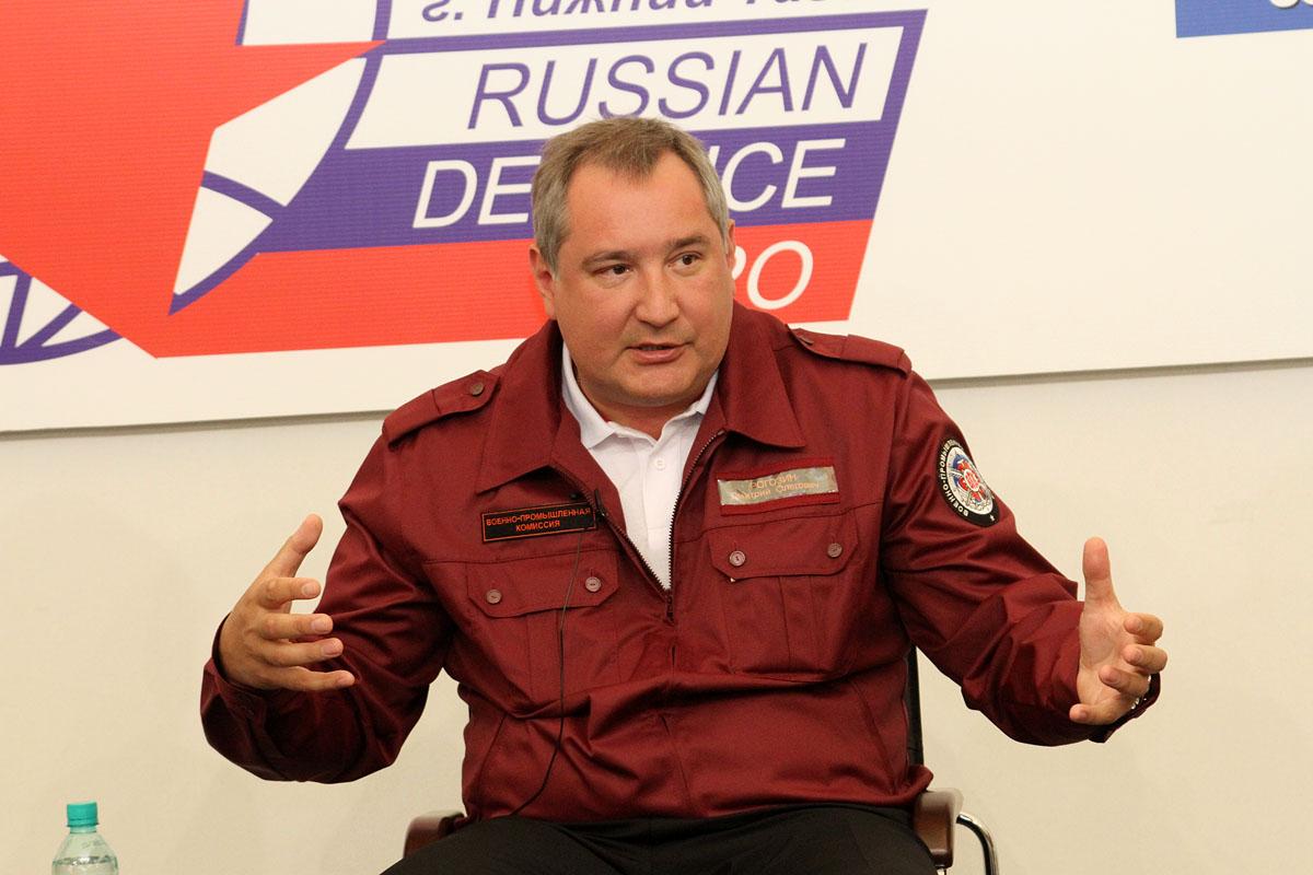 Дмитрий Рогозин: «Терминатор — моя первая любовь»