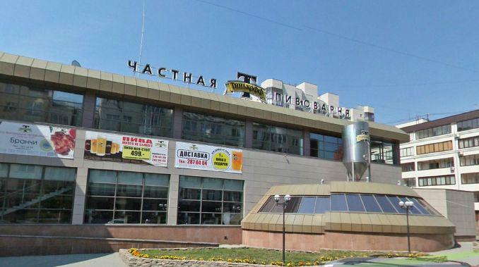 На месте ресторана «Тинькофф» появится супермаркет «Елисей»