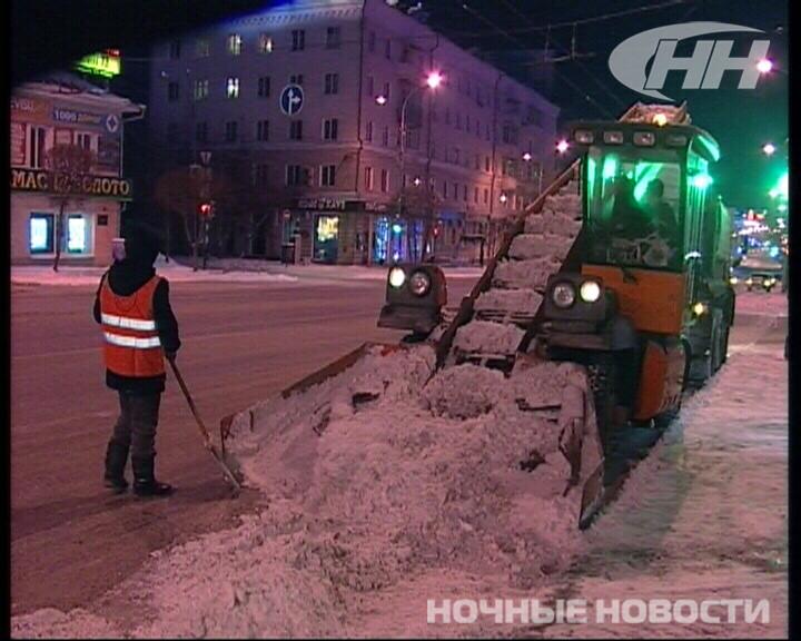 Работников ДЭУ вызвали из отпусков, чтобы вычистить Екатеринбург