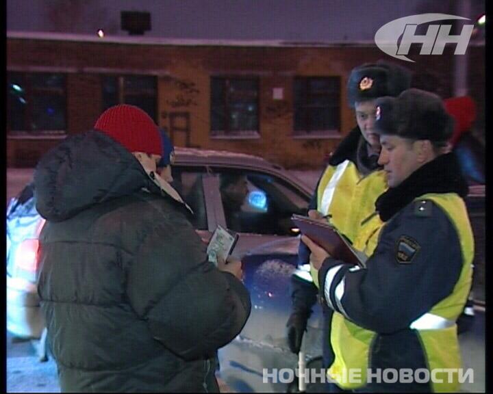 КамАЗ врезался в автобус на Щербакова