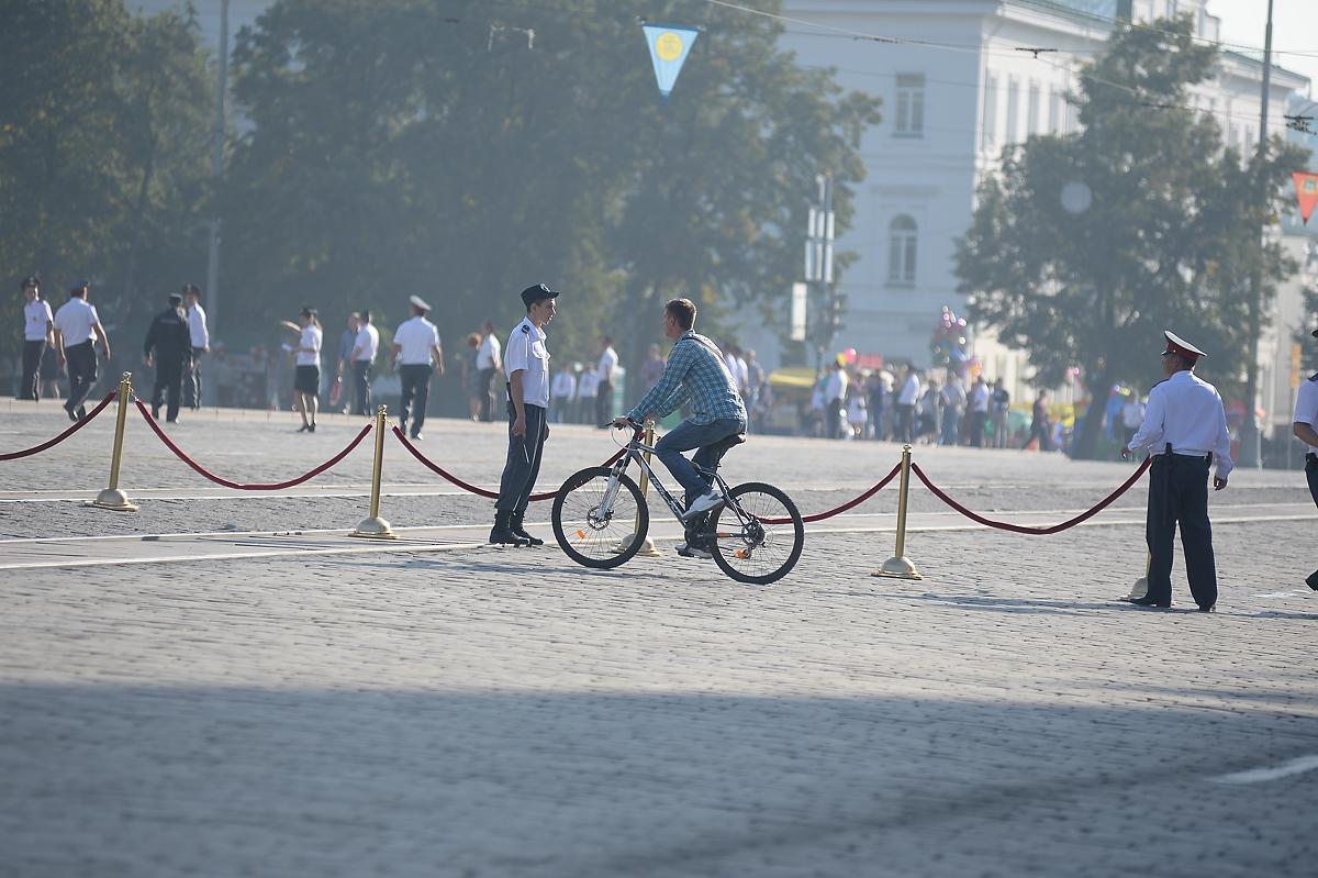 Из-за Дня города дороги в Екатеринбурге начнут перекрывать уже сегодня